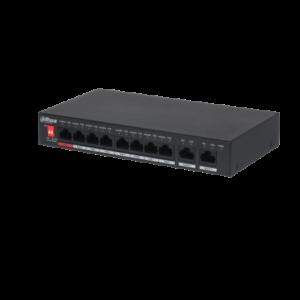 سوییچ شبکه مدل PFS3010-8ET-96 داهوا
