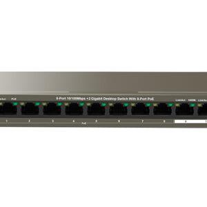 سوئیچ شبکه مدل F1110-8P-102W آِِِِی پی کام