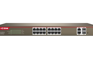 سوئیچ شبکه مدل S3300-18-PWR-M آِی پی کام