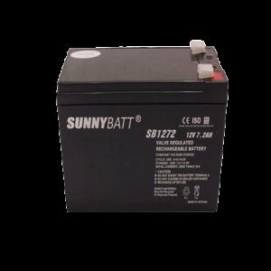باطری 7 آمپر مدل SUNNY BATT